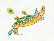 Jo Lynch - Popular Sea Turtle