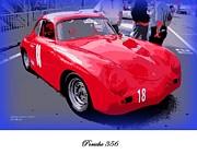 Don Struke - Porsche 356