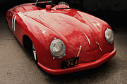 Curt Johnson - Porsche 356 SL 1949...