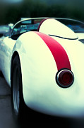 550 Framed Prints - Porsche 550 Framed Print by Scott  Wyatt