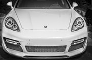 Expensive Photos - Porsche 911 Turbo BW by Rich Franco