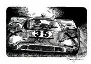 David Lloyd Glover - Porsche 917 Longtail