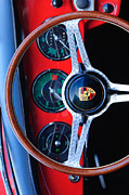 Custom Prints - Porsche Custom Iphone Case 2 Print by Jill Reger
