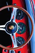 Porsche Iphone Case 1 Print by Jill Reger