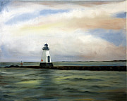 Sarah Lynch - Port Dalhousie Lighthouse
