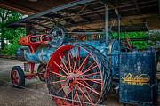 Port Huron Engine And Thresher Machine Print by Gene Sherrill