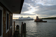 Bob Savage - Port Jefferson Harbor...