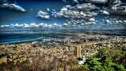 David Morefield - Port of Haifa HDR