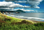 Manley Photo Prints - Port Orford Oregon Print by Rafael Escalios
