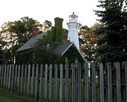 George Jones - Port Sanilac Lighthouse 2