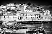 Wine Galleries Prints - Port Wine Factories Print by John Rizzuto