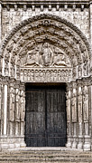 Cathedral Photos - Portal by Olivier Le Queinec