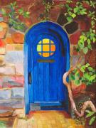 Vine Paintings - Portal by Rodney Campbell