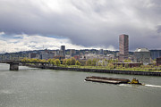JPLDesigns - Portland City Skyline...