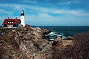Kimberly Long - Portland Head Light House