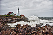Dave Grimmel - Portland Head Light -...