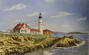 Jerry Zelle - Portland Head Lighthouse