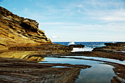 Charmian Vistaunet - Portlock Coastal Landscape