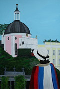Prisoner Originals - Portmeirion by Robert Harris