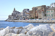 Ligurian Sea Prints - Porto Venere Print by Joana Kruse