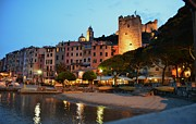 Dany Lison - Portovenere at Night