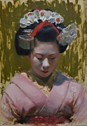 Phil Couture - Portrait of a Maiko