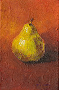 Sandy Linden - Portrait of a Pear