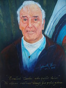 Indranath Perera - Portrait of Ken Bearman...