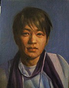 Eun Yun - Portrait Of Man