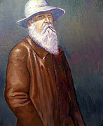 Awesome Originals - Portrait of Monet Claude by Wasim Siddiq