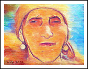 Arif-zenun  shabani - Portrait of my mother...