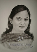 Kuntal Chaudhuri - Portrait of Nisha