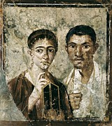 Couple With House Posters - Portrait Of Paquius Proculus Poster by Everett