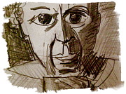 Rene Perez - Portrait Of Picasso