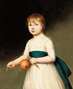 Portrait Of Thomas Allason Print by Francis Alleyne