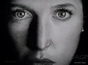 Danse DesSonges - Portrait Scully X_Files