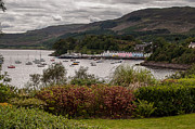 Yacht Photo Originals - Portree Bay by Sergey Simanovsky
