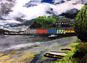 Marco Originals - Portree on summer by Marco C