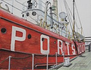 Stan Tenney - Portsmouth Lightship