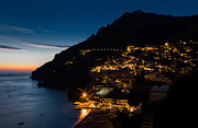 Carl Amoth - Positano Sunset