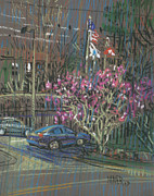 Blossoming Originals - Post Office by Donald Maier