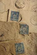 Bernard Jaubert - Postage stamp