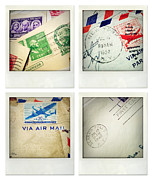 Letter Photo Posters - Postal still life Poster by Les Cunliffe