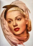 Joseph Frank Baraba Digital Art Prints - Postman Always Rings Twice Print by Joseph Frank Baraba