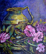 Raji Chacko - Pot And Roses