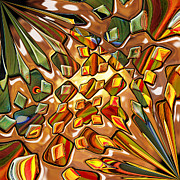 Gloss Digital Art - Potpourri by Wendy J St Christopher