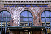 Joseph Duba Metal Prints - Poughkeepsie Train Station Metal Print by Joseph Duba