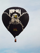 Monica Veraguth - POW/MIA Hot Air Balloon
