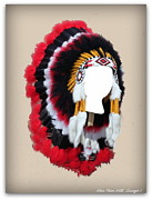 Donald Hill - Pow-Wow Headdress