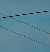 Power Lines 03 Print by Ronda Stephens